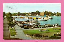 Dated 1968. Yacht Basin, Oulton Broad, Suffolk