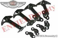 SET OF 4 BONNET HOOD CLIP LATCH KIT  JEEP WRANGLER WILLYS FORD JEEP SPARES2U