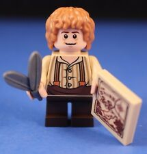 LEGO® The HOBBIT™ 79003 BILBO BAGGINS™ Minifigure + SHIRE MAP Tile & Quill Pen