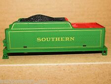 SOUTHERN RR TENDER SHELL BY IHC & MEHANO DECORATION FACTORY ORIGINAL NEW PART