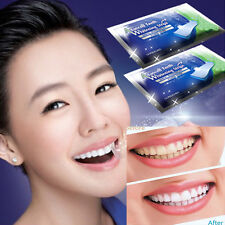 2pcs Pro Teeth Whitening Strips Tooth Bleaching Whiter Whitestrips Useful