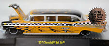 2016 M2 Auto Stretch Rods 1957 Chevy Bel Air Taxi New York Toy Fair 1 Of 492