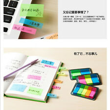 Morden Post-It Notes Paper Diary Notebook Memo Pad Tab Note Book Office Sticky