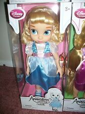 "Disney Store Cinderella Animators' Collection Doll 16"" 2nd Edition"