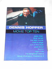 Dennis Hopper - Movie Top Ten (1999 pb) - Blue Velvet; Easy Rider; etc. - NEW!