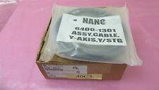 AMAT 0190-08437 Specification Assembly, Cable, Y-Axis, Y/STG, 413683