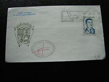 TAAF - enveloppe 1/1/1983 (cy54)