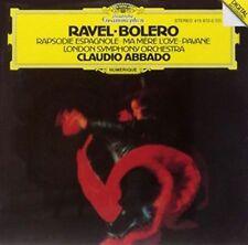 Ravel: Bolero; Rapsodie Espagnole; Ma Mere l'Oye; Pavane pour une Infante Défun