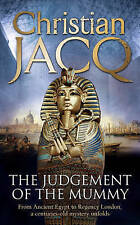 The Judgement of the Mummy by Christian Jacq (Paperback, 2010) New Book