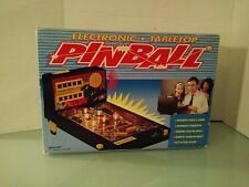 Juke Jubilee Tabletop Pinball Machine Electronic Game WORKS