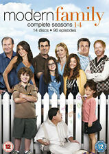 Modern Family - Series 1-4 - Complete (DVD, 2013)