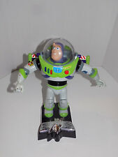 Toy Story Buzz Lightyear Talking Room Guard on Stand