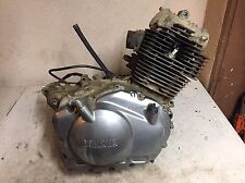 2001 01 Yamaha Raptor Warrior 350 Engine Running YFM MOTOR YFM350