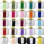 """10x Satin Table Runners 12""""x108"""" Wedding Party banquet Decorations MultiColors"""