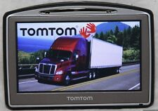 TomTom GO720 Truck Lorry Bus Semi GPS Navigation 2016 All Europe Map Version 960