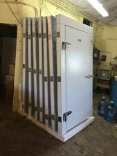 WALK IN COOLER DOOR WITH REFREGERATION 3/4 HP & A UNIT COOLER SHIPFREE $2995