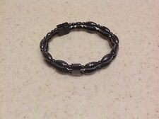 NEW~SUPER POWER MAGNETIC HEMATITE BRACELET/ANKLET~MADE TO SIZE