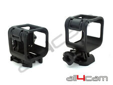 Frame Mount Sett for GoPro HERO4 Session Replacement Low Profile Standard Mounts