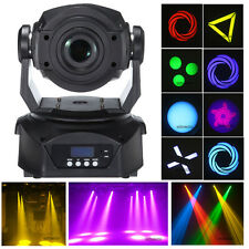 30W DMX LED Gobos Moving Head Light Lumière Éclairage DJ Disco Stade Parti Culb