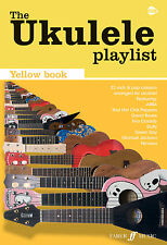 The Ukulele Playlist Yellow Pop UKE Chord Learn to Play FABER Music BOOK