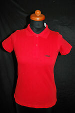 "B&C for Women NEU Gr XXL Polo Shirt Golf ""GOLF"" Snake Print Top ROT 59,- D-1978"