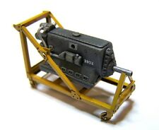 Airmodel Products 1/72 DAIMLER DB 601E ENGINE WITH TRANSPORT TROLLEY