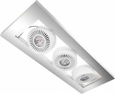 OSRAM 73237 TRESOL® Trio LED High Power Deckenleuchte Ceiling-Lamp 3x4,5W Alu