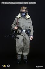 TOYS CITY WWII GERMAN MG42 MACHINE GUNNER WINTER CLOTHES SET 1/6
