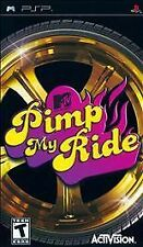 Pimp My Ride Sony PSP New Sealed / FREE SHIPPING