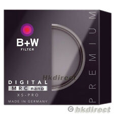 B+W 62mm XS-PRO Clear MRC NANO 007M  62 mm Filter#1066108
