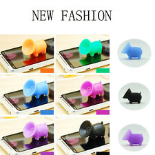 Clever Piglet Silicone Suction Cup Holder Sucker Stand for Mobile Phones 5pcs