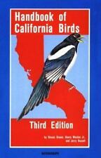 Handbook of California Birds (Audubon Field Guide)-ExLibrary