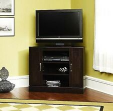 TV Stand Cabinet Corner Entertainment Media Center Storage Furniture up to 37""