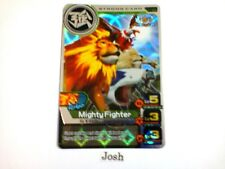 Animal Kaiser Evolution Evo Version Ver 8 Silver Card (S152E: Mighty Fighter)