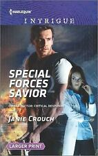 Special Forces Savior (Omega Sector: Critical Response) by Crouch, Janie