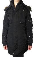 JET LAG SW - 61 A S-XXL Damen Winterjacke Parka Jacke Mantel Jacket NEU schwarz