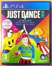 Just Dance 2015 - Playstation PS4 Games - Very Good Condition