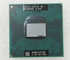 Intel Extreme Mobile CPU X9100 3.06 GHZ / 6MB /1066MHz Socket P Processor SLB48