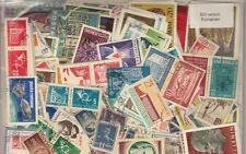 500  verschiedene Briefmarken Rumänien / Romania