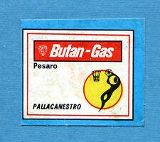 Figurina CAMPIONI DELLO SPORT 1969/70-Stemmino n.36A-BUTAN GAS PESARO-rec