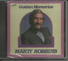 MARTY ROBBINS Golden Memories cd HEARTLAND TIME LIFE BRAND NEW 24 SONGS
