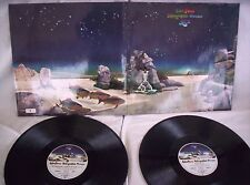 YES,TALES FROM TOPOGRAPHIC OCEANS,1973,DOUBLE ALBUM,GERMAN PRESSING,EX CONDITION