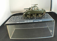 Tank Char M4A3 Sherman 756th battalion France 1945 neuf en boite kiosque