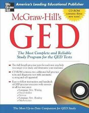 McGraw-Hill's GED w/ CD-ROM (Mcgraw Hill's Ged) by Patricia Mulcrone