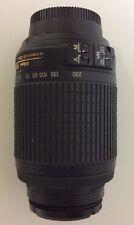 Nikon DX AF-S Nikkor 55-200mm 1:4-5.6G ED Lens*