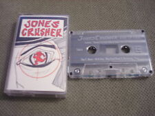VERY RARE PROMO Jones Crusher DEMO CASSETTE TAPE Hit & Run 1994 New York PUNK !