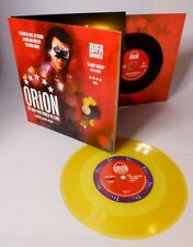 Orion: the man who would be king. Movie New DVD With Ltd Numbered Vinyl Elvis