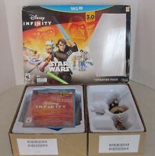 Disney Infinity Star Wars Video Game Starter Pack Wii U 3.0 Edition - Open Box!