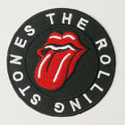 THE ROLLING STONES - Iron-On Rock Band Patch - MIX 'N' MATCH - #5E16