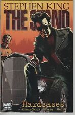 Stephen King The Stand #1 Hardcases comic book